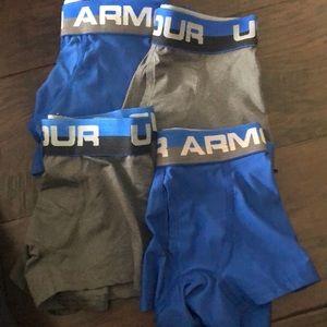 Boys XS Under Armour Underwear